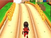 Subway Ninja Run