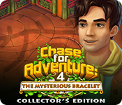 Chase for Adventure 4: The Mysterious Bracelet Collector's Edition