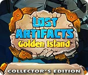 Lost Artifacts: Golden Island Collector's Edition
