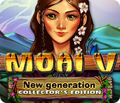 Moai V: New Generation Collector's Edition